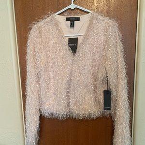 - Forever 21 casual jacket size medium